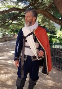 Laurent BERTIN est François de Bonne Duc de Lesdiguières