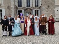 Le Week-End de tournage de Guillaume IX d'Hugues
