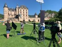 Au château de Vizille